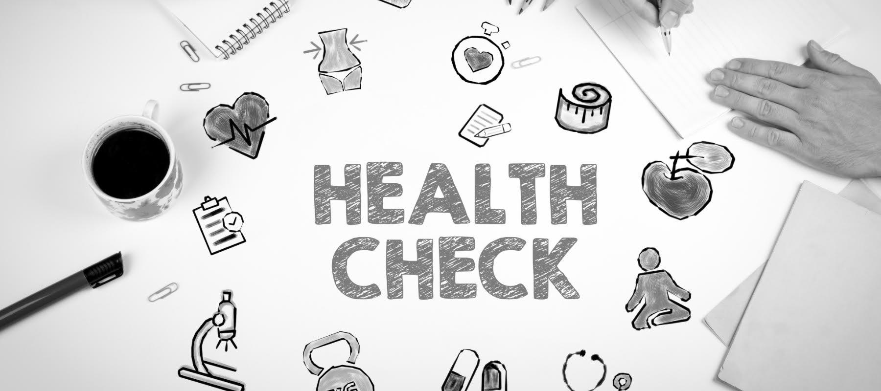 """""""Mini Health Check!"""""""